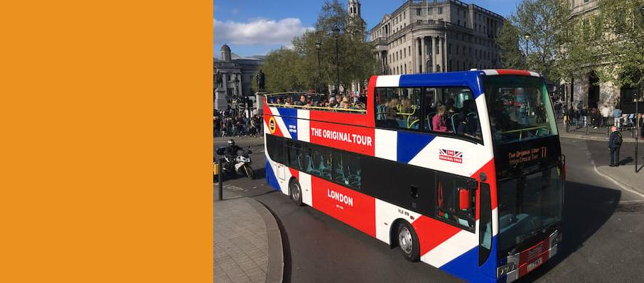 Original London Sightseeing Tour, The Original London Visitor Centre, Southampton