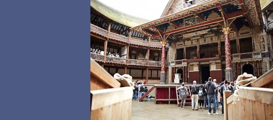 Shakespeares Globe Theatre Tour Exhibition, Shakespeares Globe Theatre Tour, Southampton