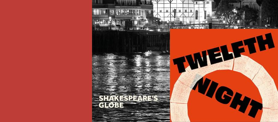 Twelfth Night, Shakespeares Globe Theatre, Southampton