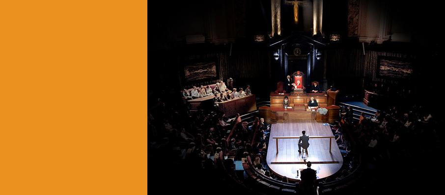 Witness for the Prosecution, London County Hall, Southampton