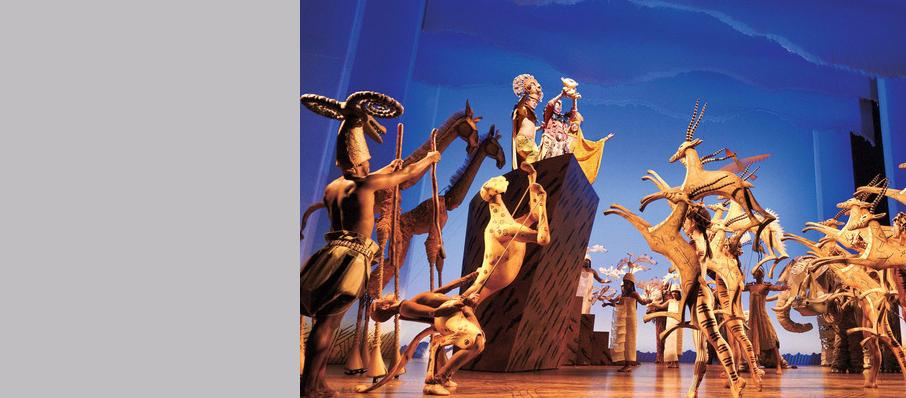Lion King, Lyceum Theatre, Southampton