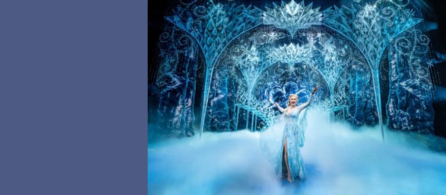 Disneys Frozen The Musical, Theatre Royal Drury Lane, Southampton