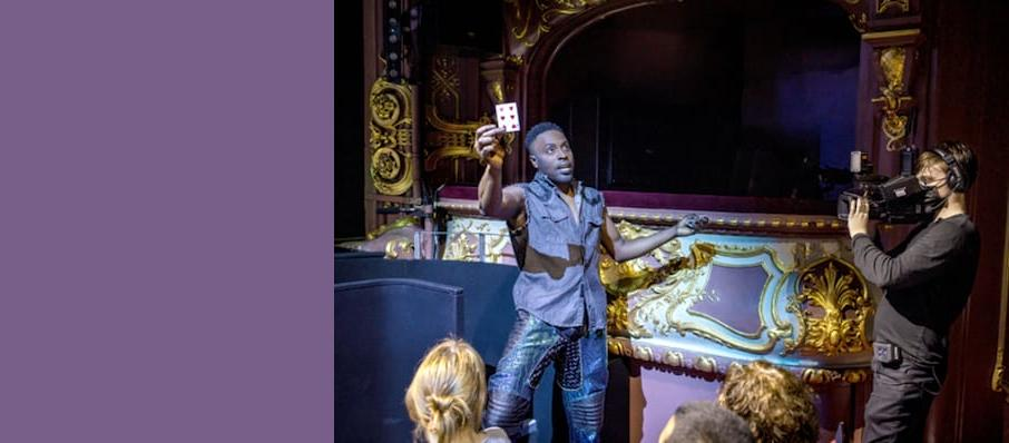 Magic Goes Wrong, Vaudeville Theatre, Southampton