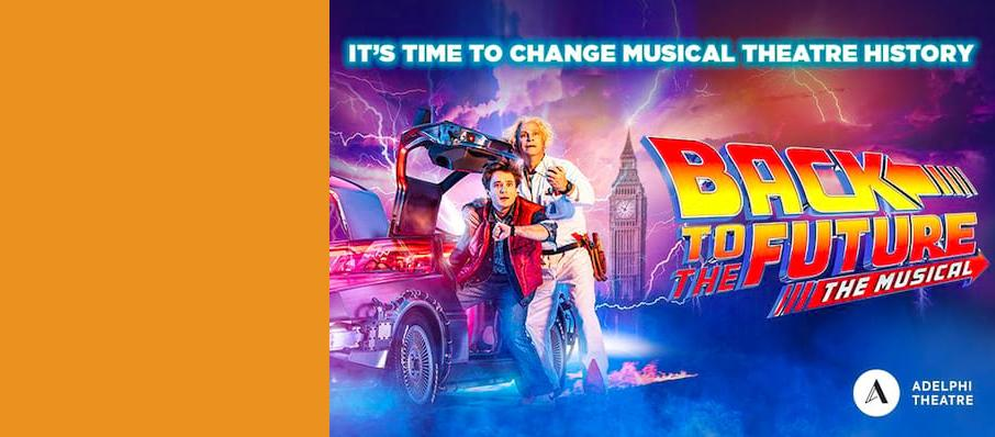 Back To The Future The Musical, Venue To Be Confirmed, Southampton