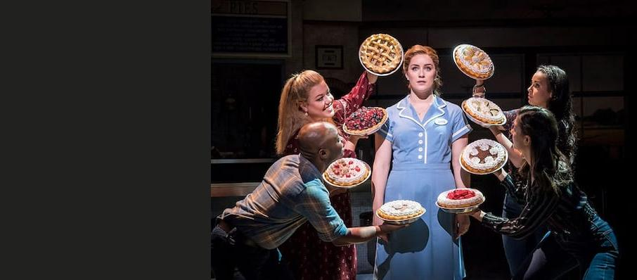 Waitress, New Wimbledon Theatre, Southampton