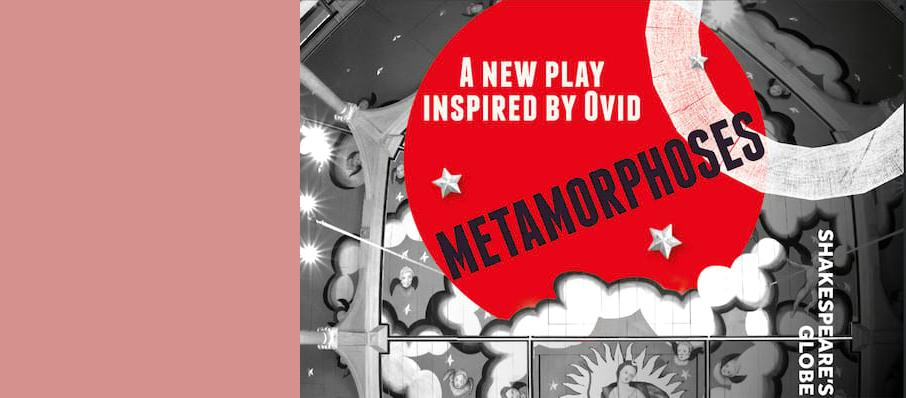Metamorphoses, Sam Wanamaker Playhouse, Southampton