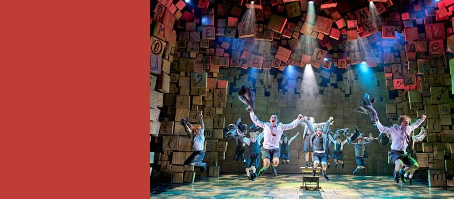 Matilda The Musical, Cambridge Theatre, Southampton